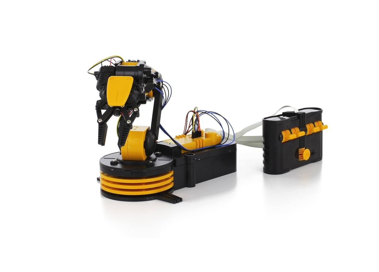 Owi Robotic Arm Edge Educational Electronic Toy
