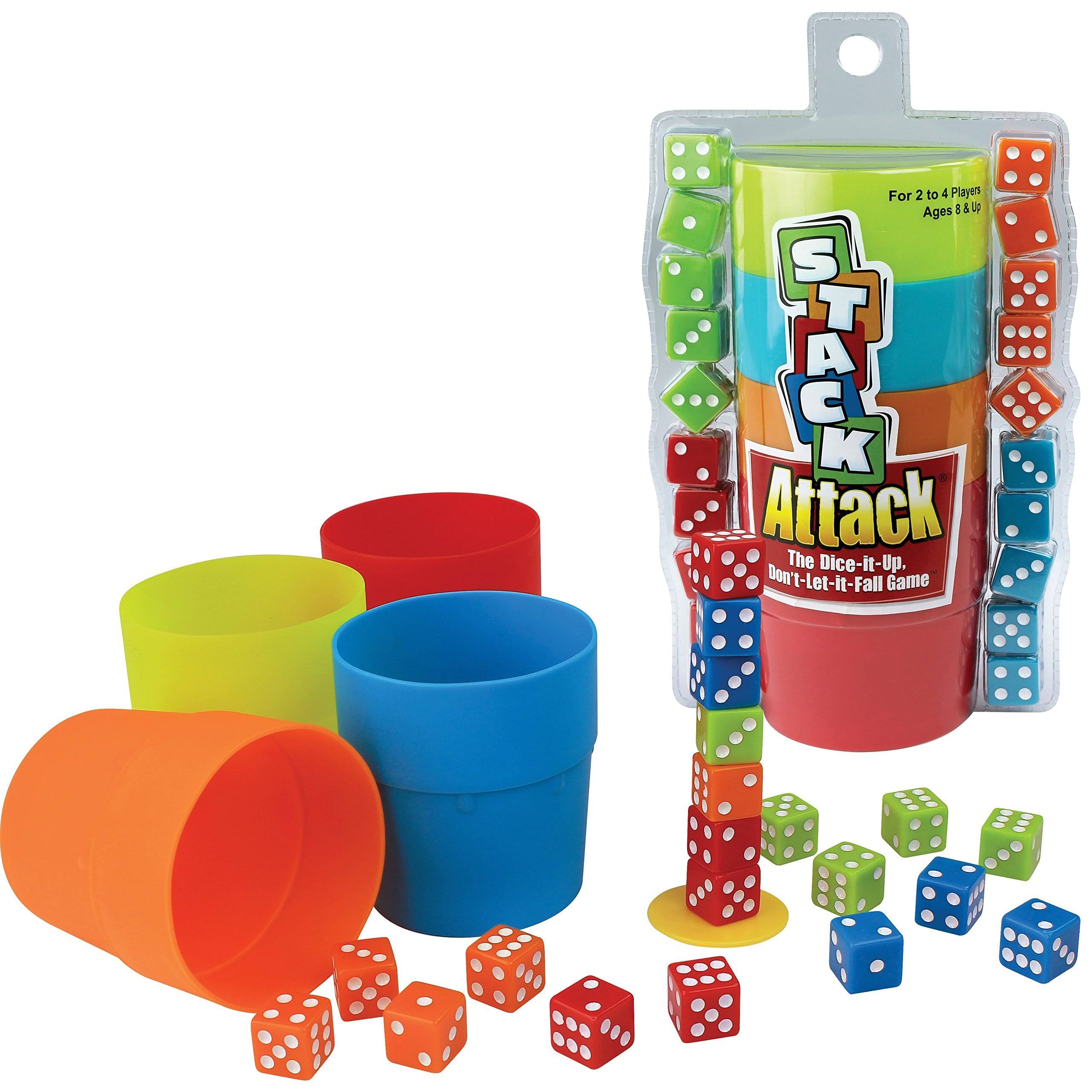 Patch Products Stack Attack Game