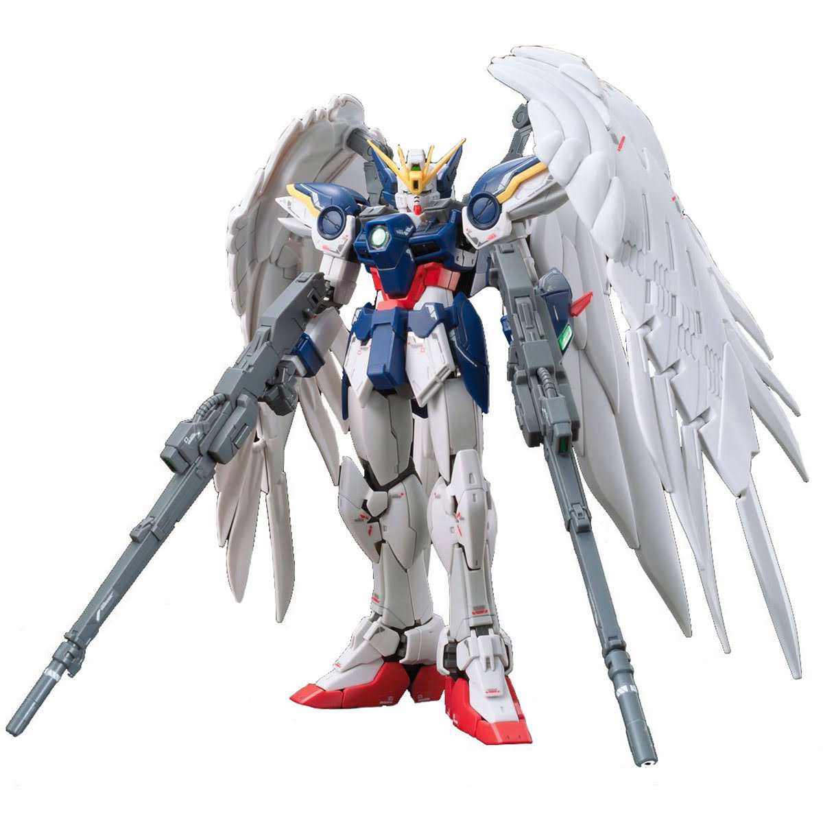 Bandai Hobby 17 Rg Wing Gundam Zero Ew Model Kit - 1/144 Scale
