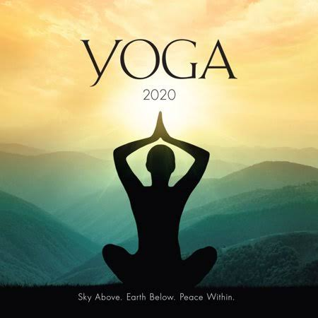 Turner Licensing Yoga 2020 Mini Wall Calendar