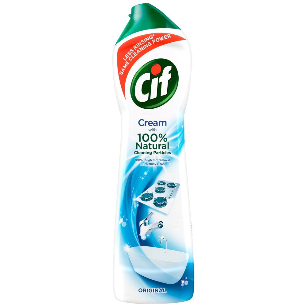 Cif Cream White Cleaner - 500ml