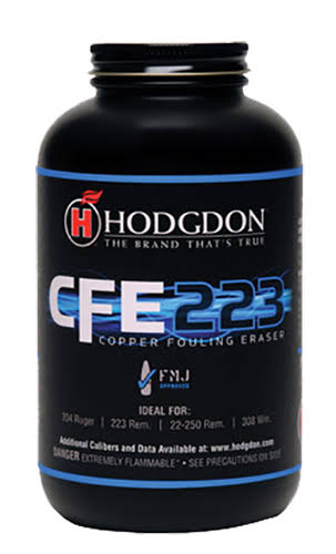 Hodgdon CFE 223 Rifle Powder