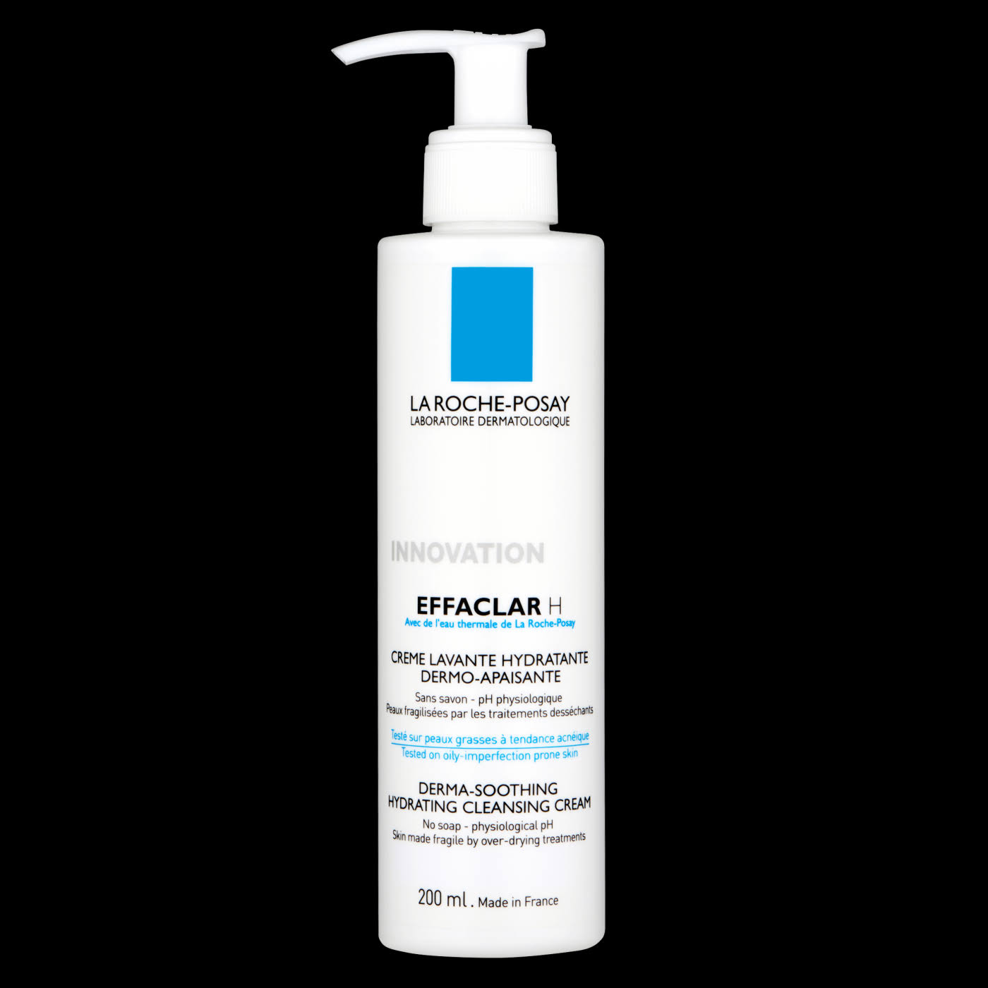 La Roche Posay Effaclar H Cleansing Facial Cream - 200ml
