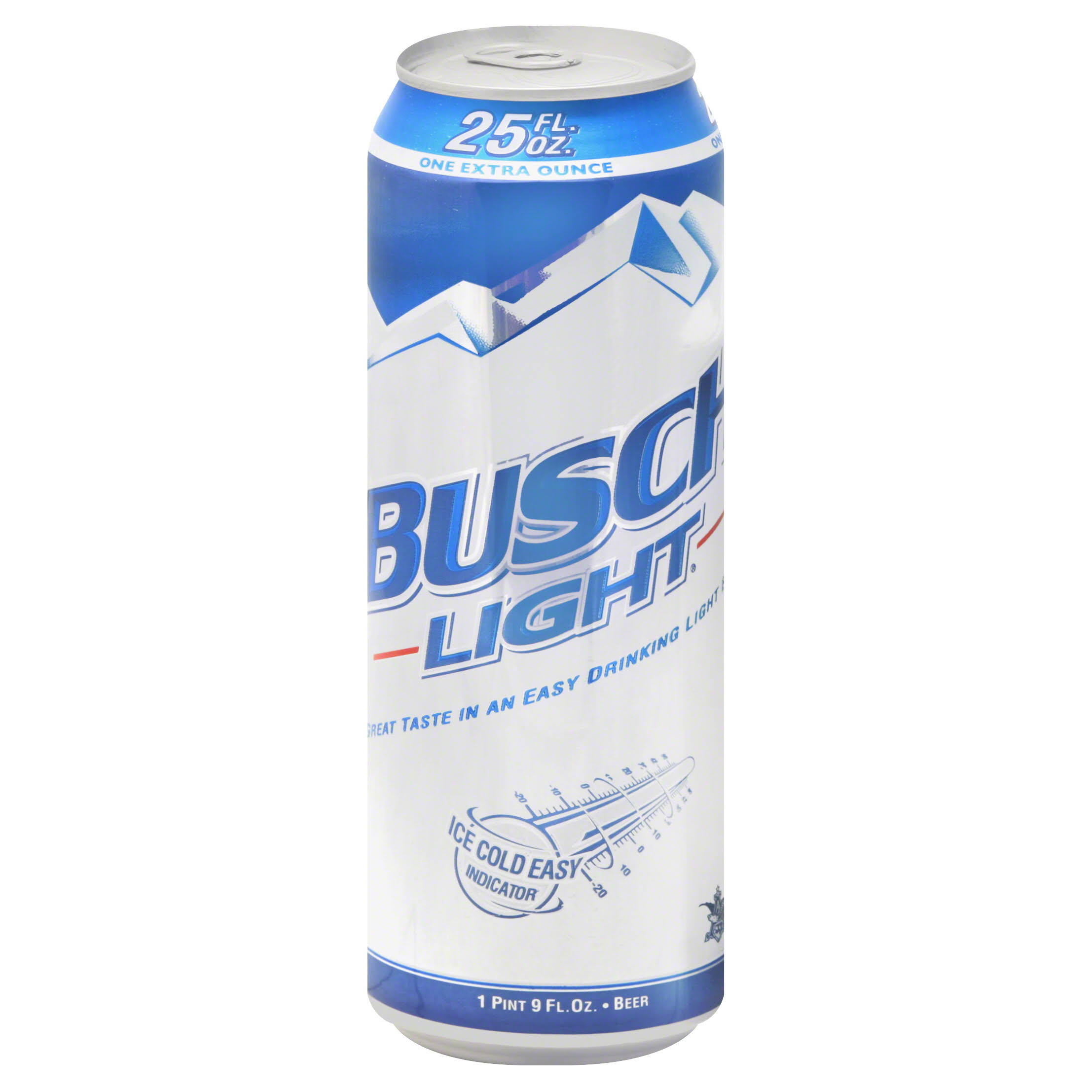 Labatt Busch Ice Busch Light Beer - 25oz