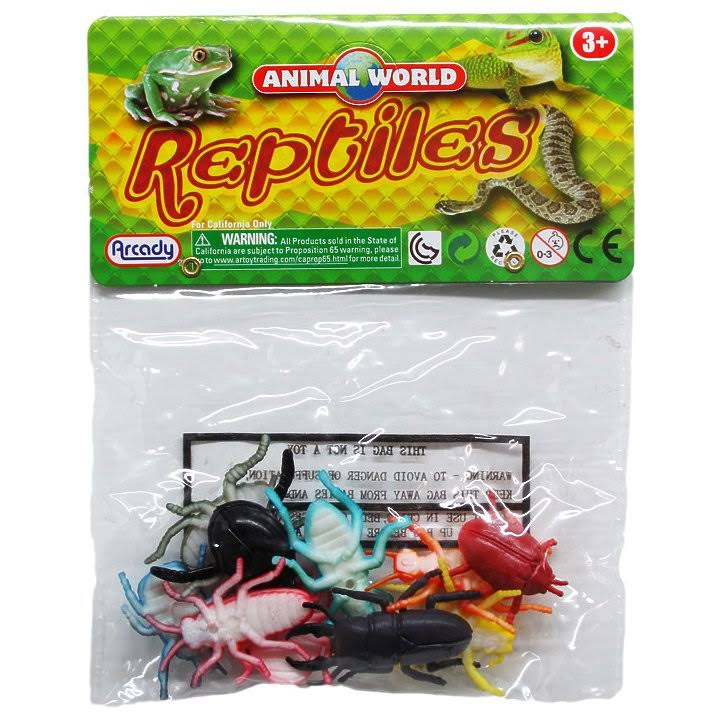 DDI 2284769 2 in. Reptiles Case of 144