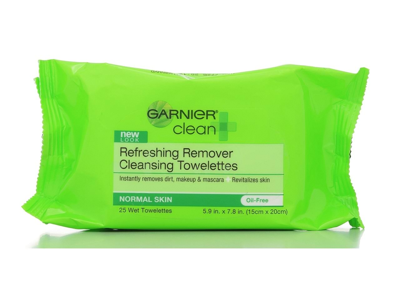 Garnier The Refreshing Remover Cleansing Towelettes - 25ct