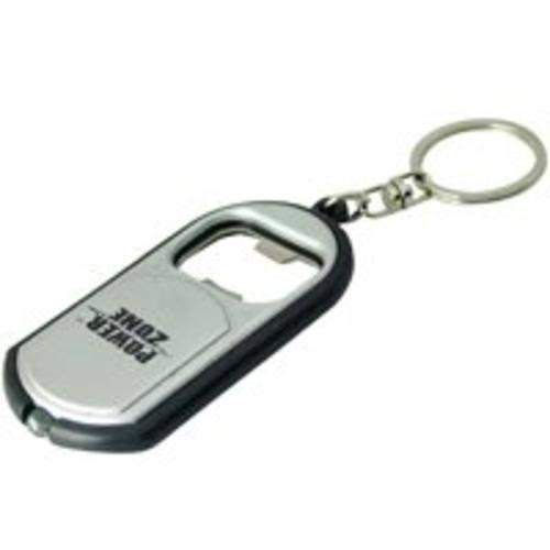 Power Zone Flashlight LED Keychain