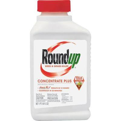 Roundup Concentrate Plus Weed and Grass Killer