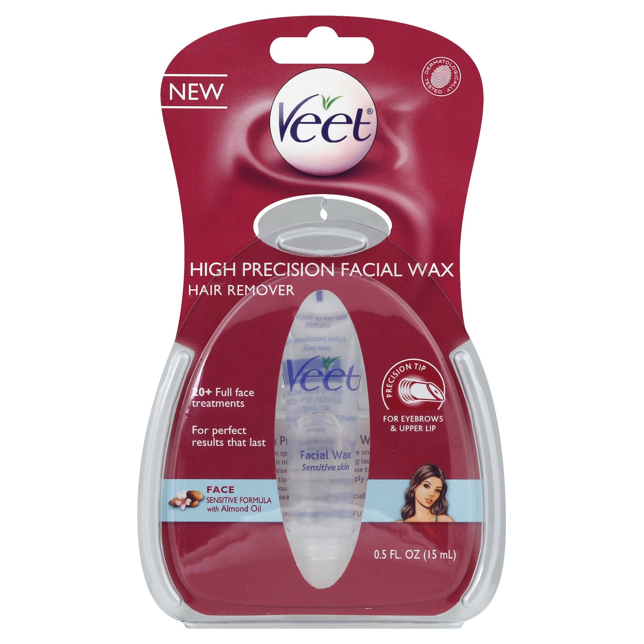Veet High Precision Facial Wax Hair Remover