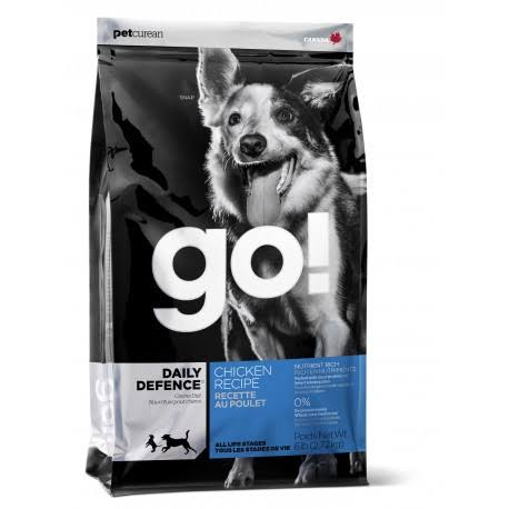 Go! Daily Defence Chicken Recipe Dry Dog Food