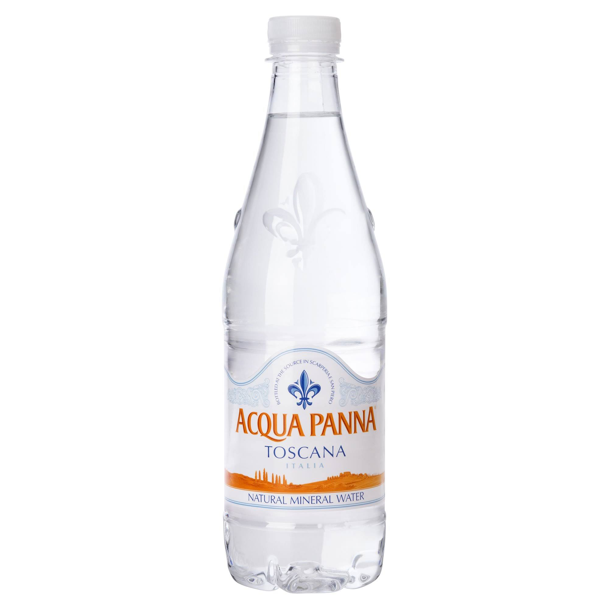 Acqua Panna Natural Mineral Still Water - 50cl