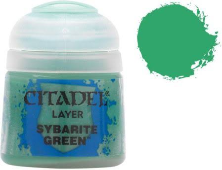 Citadel Layer - Sybarite Green
