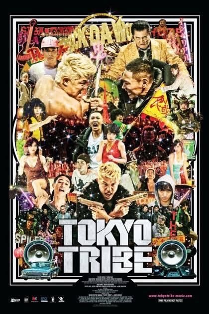 Tokyo Tribe-Tokyo Tribe