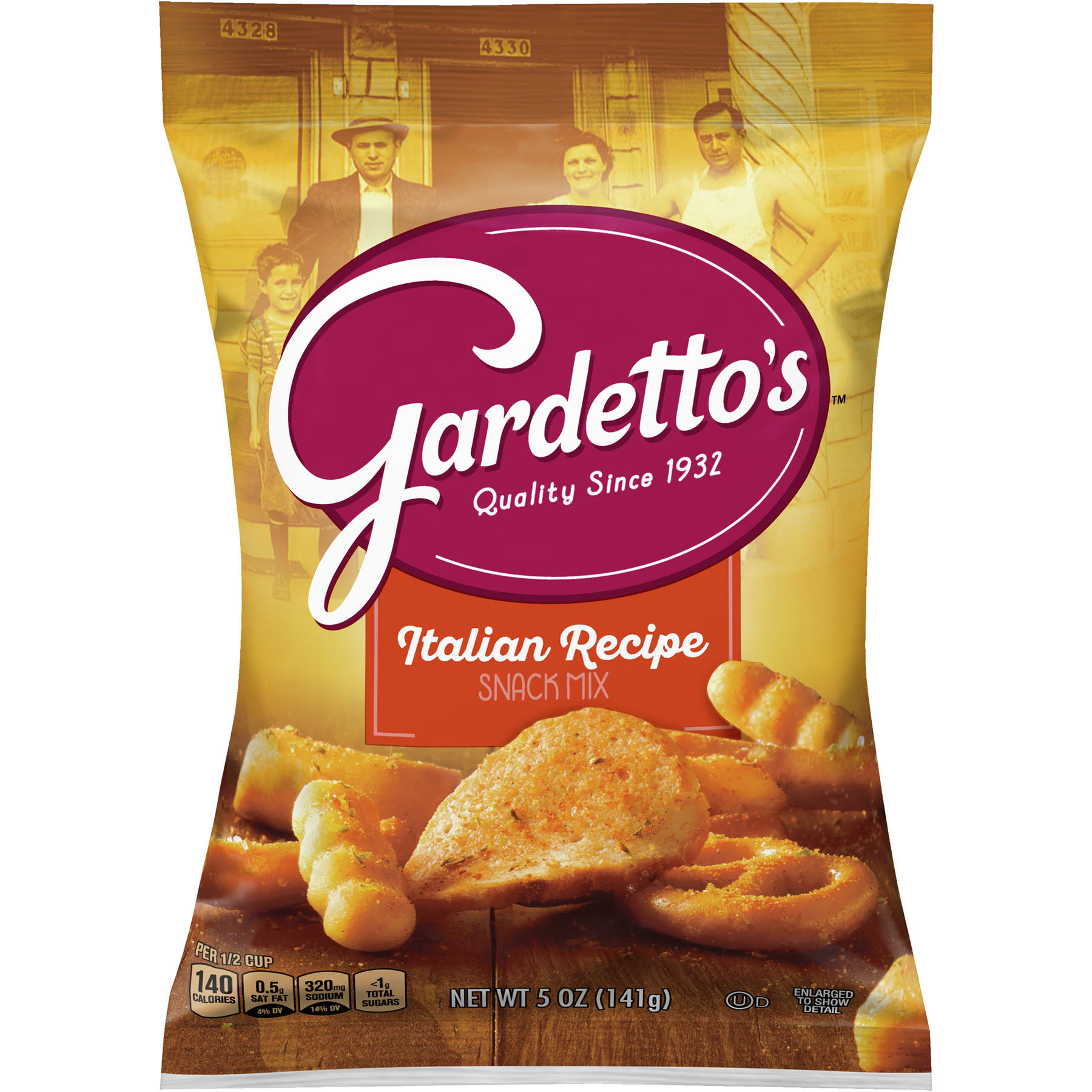 Gardetto's Special Italian Recipe Snack Mix - 5oz