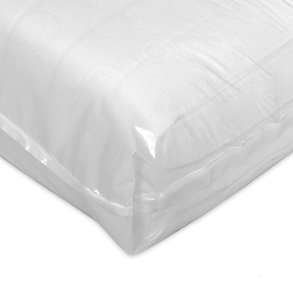 PVC Washable Mattress Cover Single