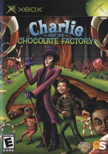 Charlie and the Chocolate Factory - Xbox