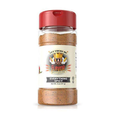 Flavor God Spicy Everything Seasoning, 5oz