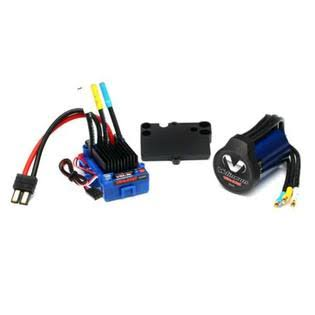 Traxxas Velineon VXL-3S Waterproof Brushless Motor and ESC Power System