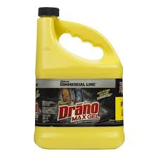 Bathtub Drain Clog Remover by Drano 1 Gal Max Gel Clog Remover 024109 The Home Depot