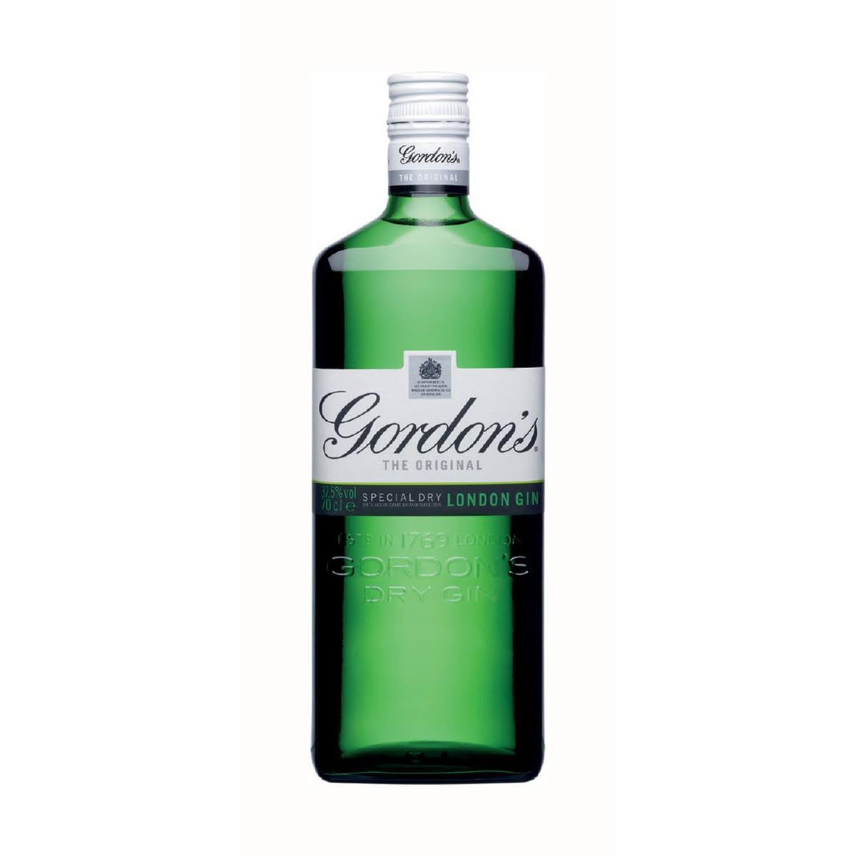 Gordon's Special Dry London Gin - 700ml