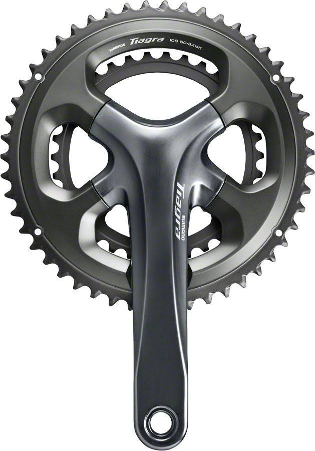 Shimano Tiagra 4700 10-Speed 34/50t 172.5mm Crankset,