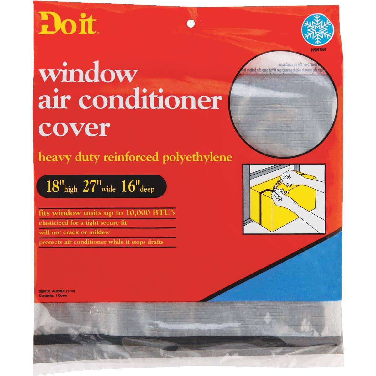 Do It Air Conditioner Cover - 18in x 27in x 16in