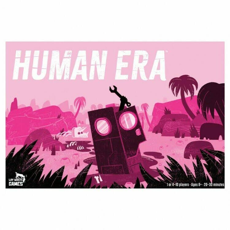 Lay Waste Games Human Era