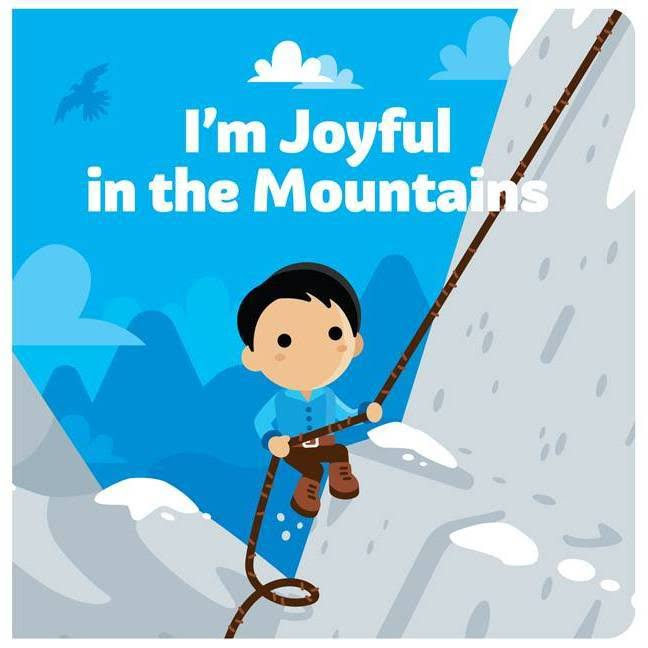 I'm Joyful in the Mountains [Book]