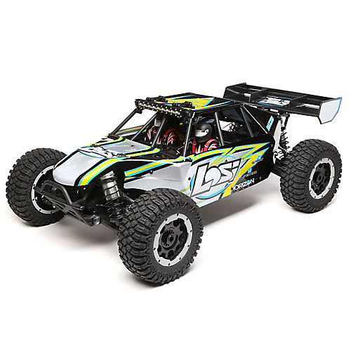 Losi 05012T1 Desert Buggy XL-E 4wd Electric RTR - Black/Yellow, 1:5 Scale