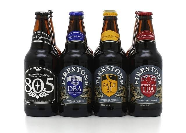 Firestone Walker Brewing Company - 12 Pack