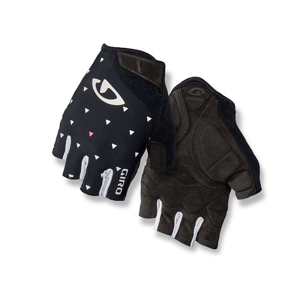 Giro Jagette Cycling Gloves - Black Sharktooth, Small