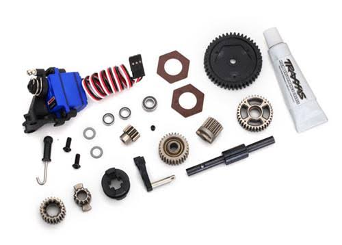 Traxxas 8196 Two Speed Conversion Kit: TRX-4 Sport