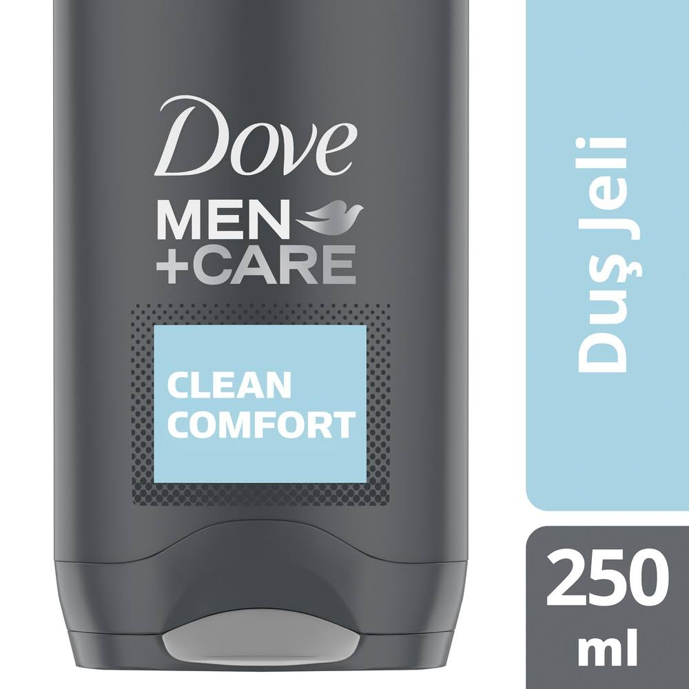 Dove Men Plus Care Clean Comfort Body Wash - 250ml