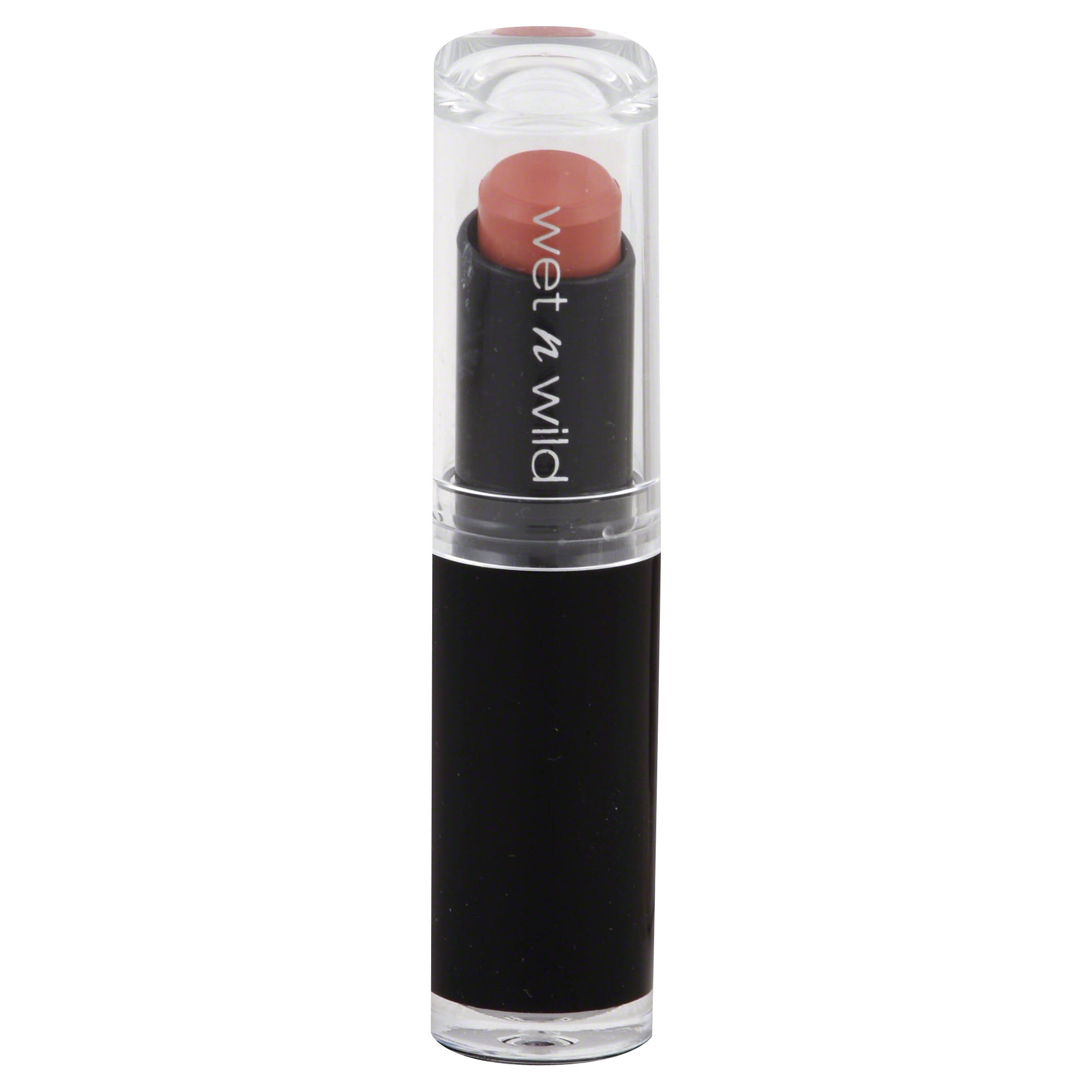 Wet N Wild Mega Last Lip Color Lipstick - 903c Just Peachy, 0.11oz