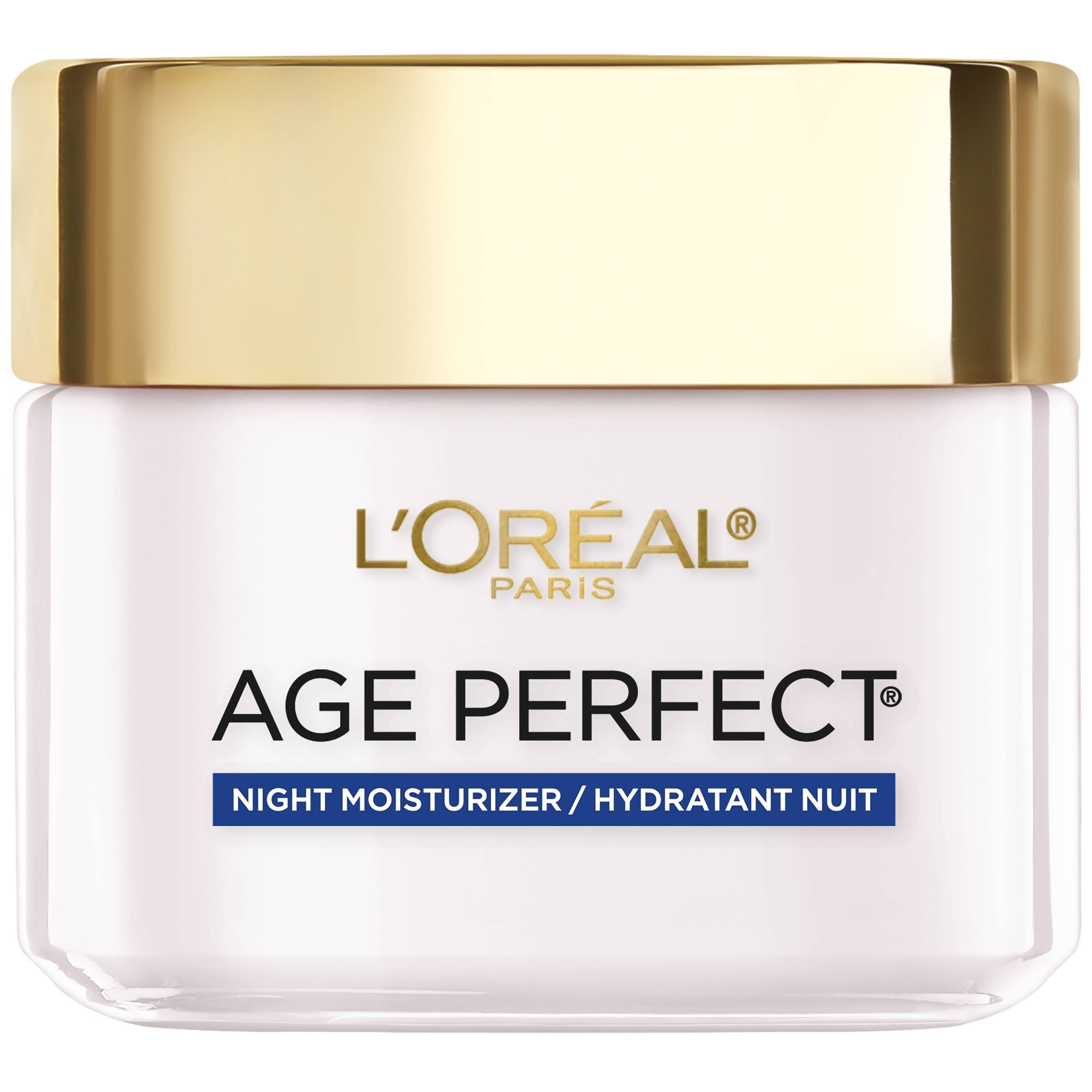 L'Oréal Anti-Sagging and Ultra Hydrating Night Cream - 2.5oz