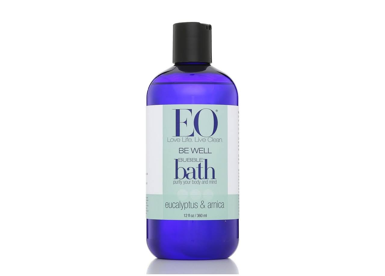 EO Be Well Bubble Bath - Eucalyptus & Arnica
