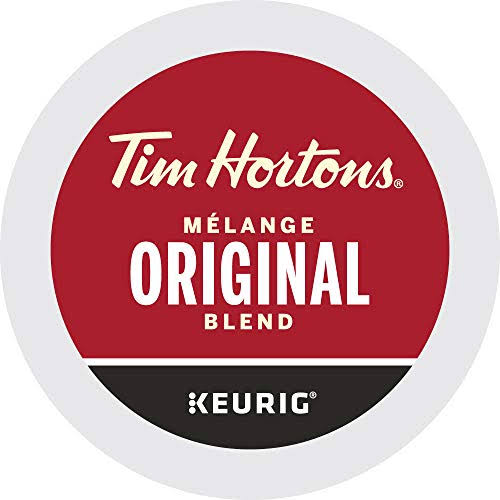 Tim Hortons K Cup Coffee - Original, Medium Roast, 12ct