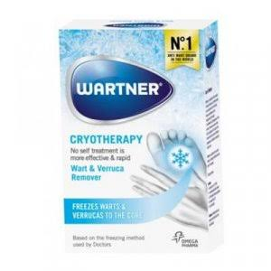 Wartner Cryotherapy Wart and Verruca Remover - 50ml