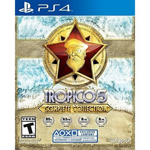 Tropico 5 Complete Collection - PlayStation 4