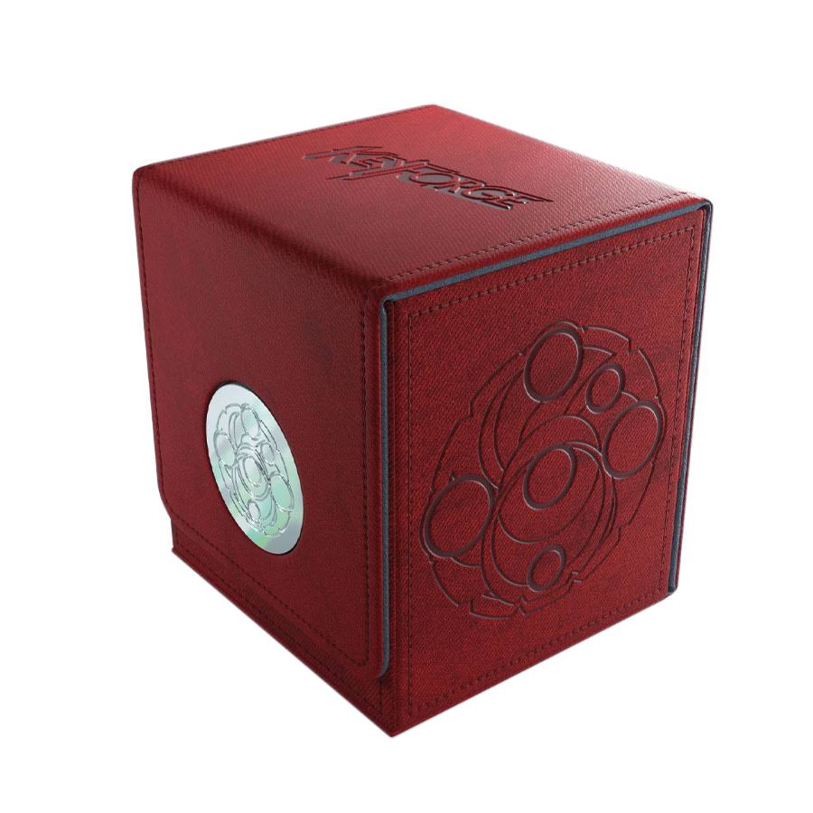 Gamegenic GGS20001ML Keyforge Vault: Red