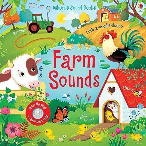 Farm Sounds [Book]