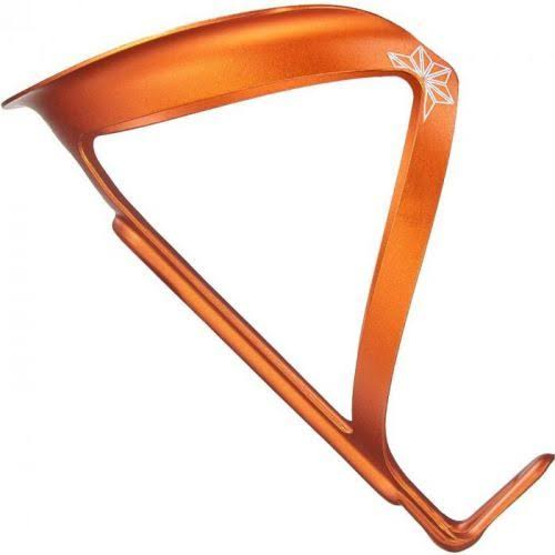 Supacaz Fly Alloy Water Bottle Cage - Neon Orange