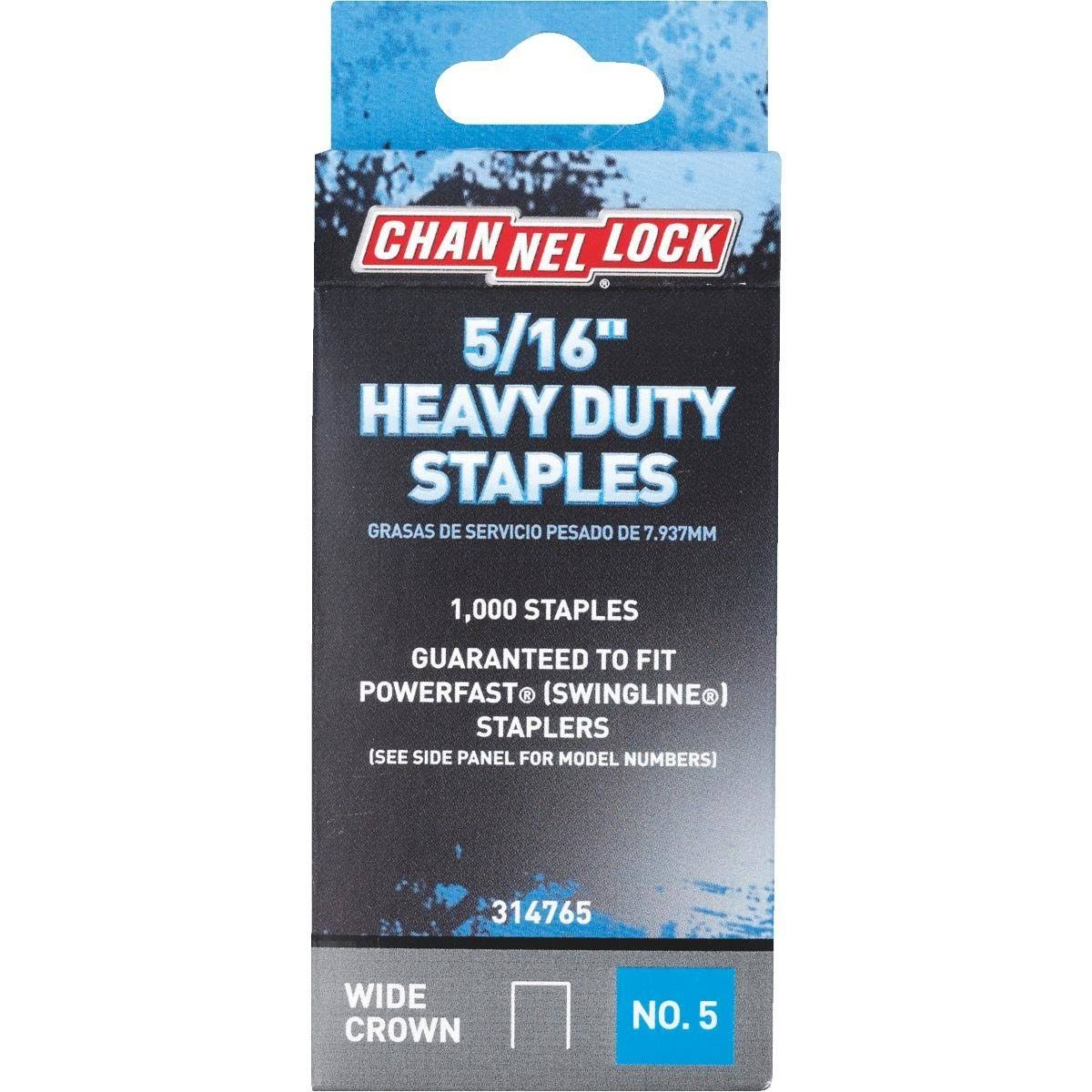 "Do it Best 5/16"" Staple - 1000ct"