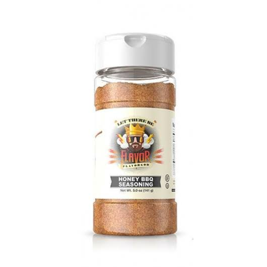 Flavor God Seasonings, Gluten Free, Low Sodium, Paleo, Vegan, Honey BBQ