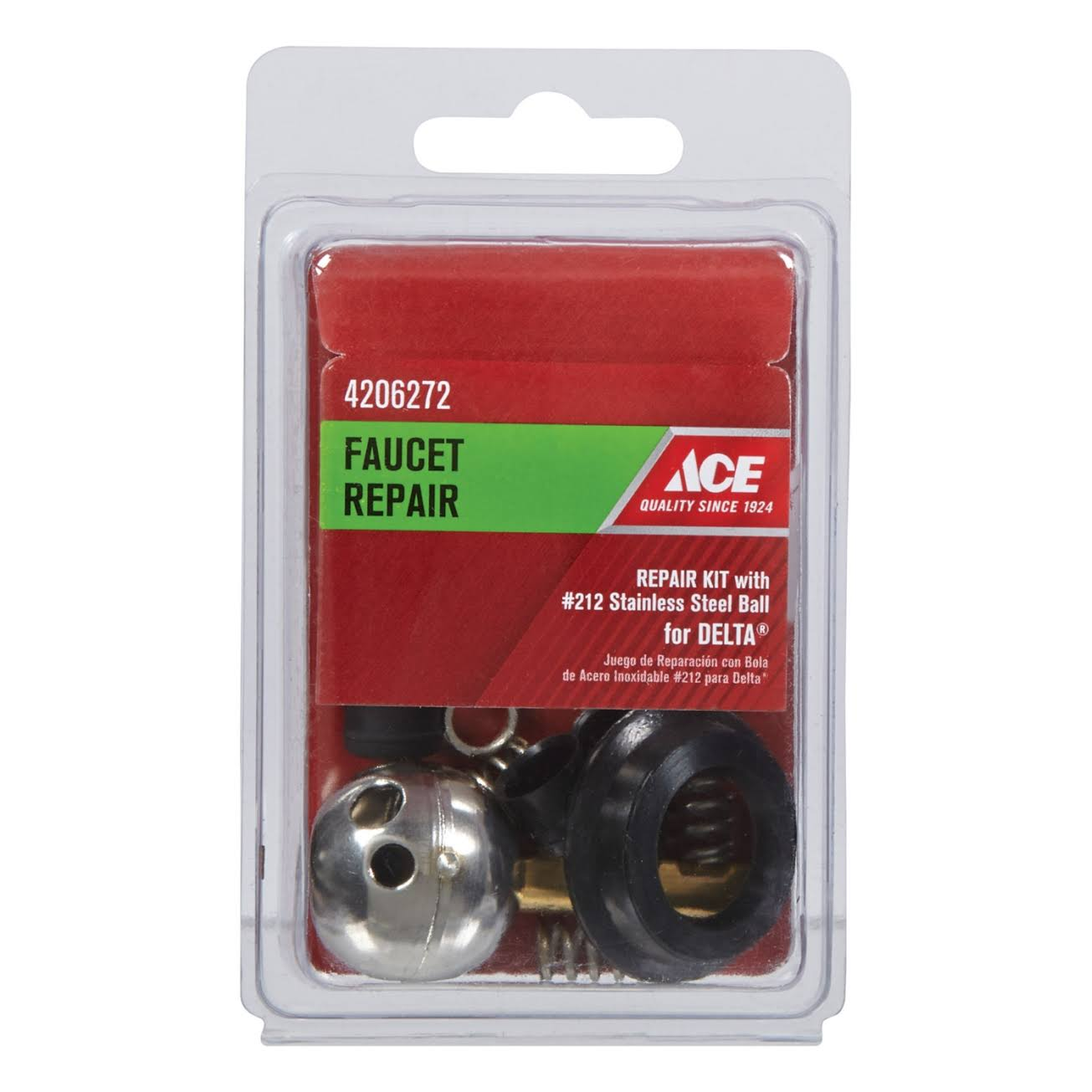 Ace Stainless Steel Repair Kit for Delta Faucets