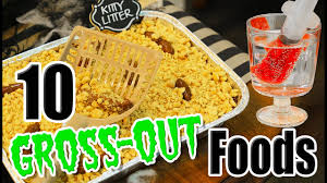 Ideas For Halloween Food Names by 10 Diy Halloween Gross Out Food Ideas With Kalium Kamri Noel