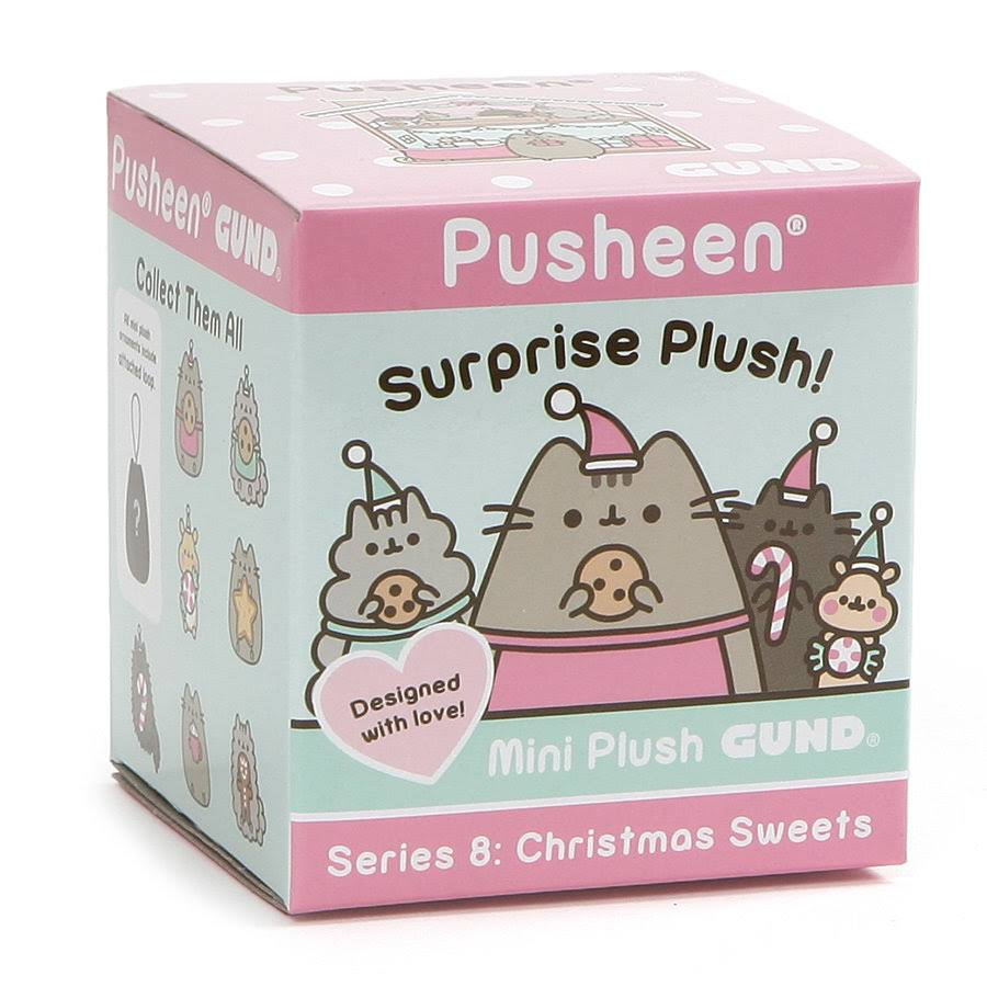 Gund Pusheen Blind Box Series #8 - Christmas Sweets