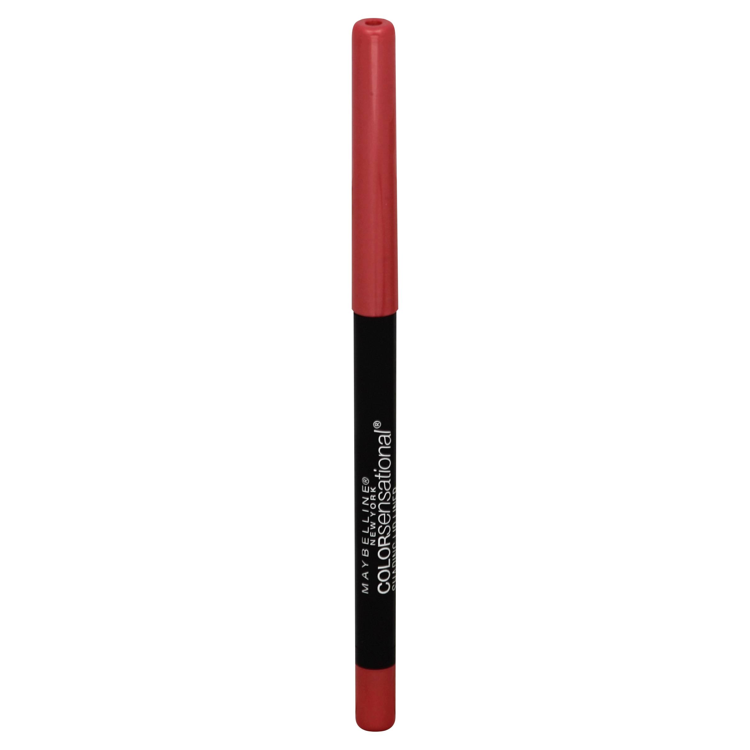 Maybelline Color Sensational Shaping Lip Liner - Pink Wink, 0.01oz