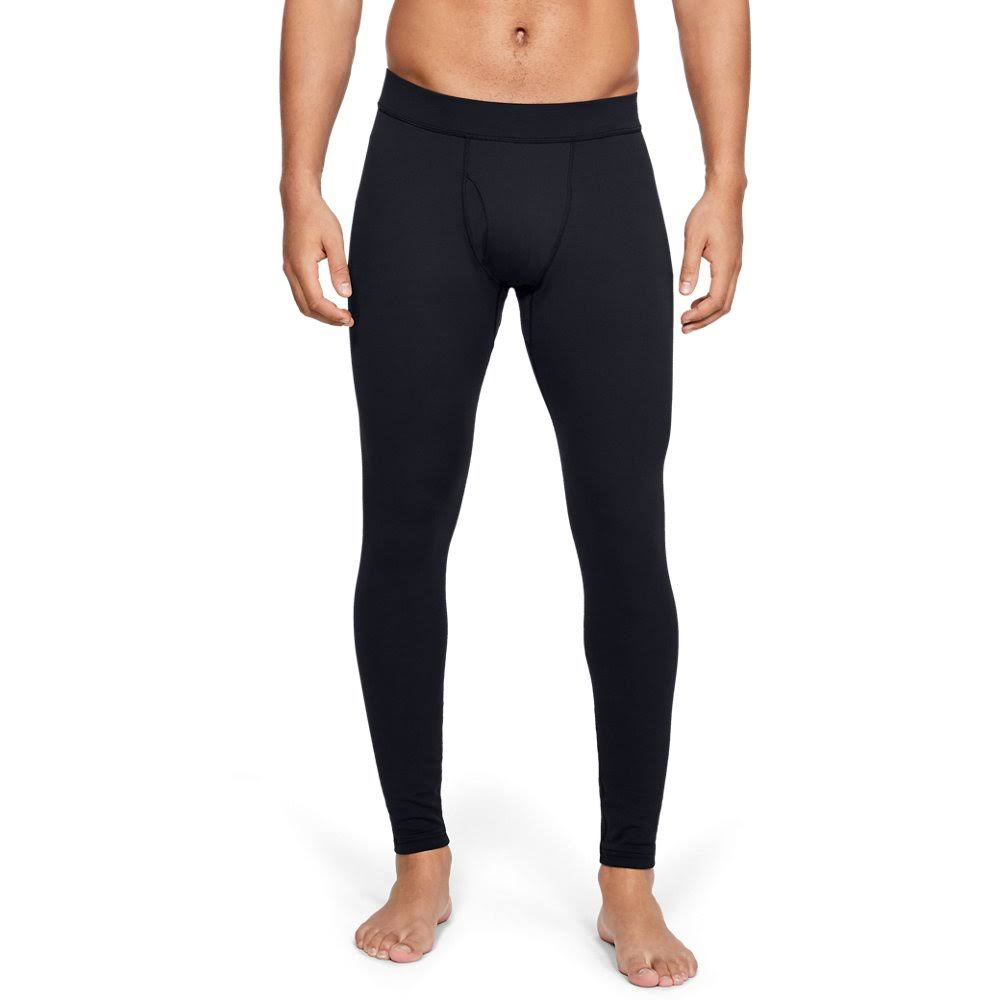 Under Armour Packaged Base 2.0 Leggings, Men's Black