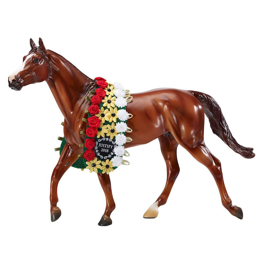Breyer Justify Traditional Horse